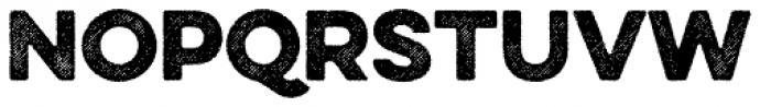 Eveleth Slant Bold Font UPPERCASE