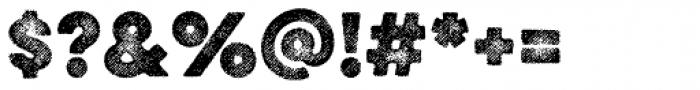 Eveleth Slant Light Font OTHER CHARS