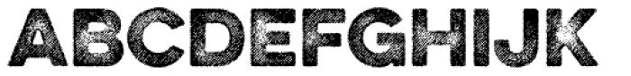 Eveleth Slant Light Font UPPERCASE