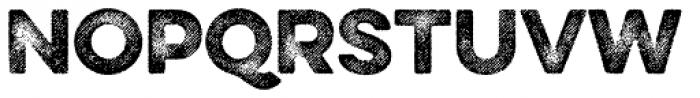 Eveleth Slant Light Font LOWERCASE