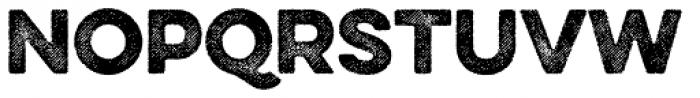 Eveleth Slant Regular Font LOWERCASE