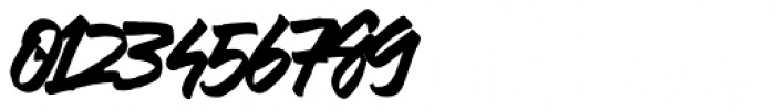 Ever Looser Regular Untextured Font OTHER CHARS