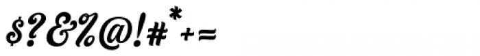 Everland Script Font OTHER CHARS