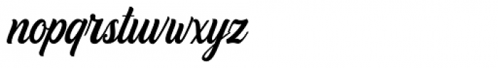 Everland Script Font LOWERCASE