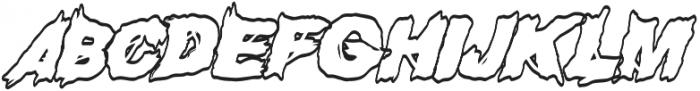 Ewing Julian otf (400) Font UPPERCASE