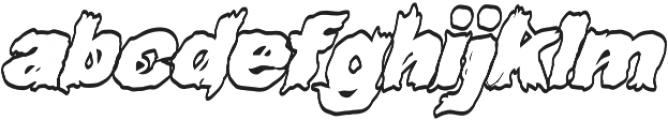 Ewing Julian otf (400) Font LOWERCASE