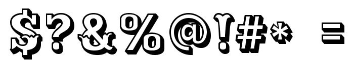 Ewert Font OTHER CHARS