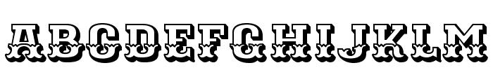 Ewert Font LOWERCASE
