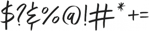 Exceptional  Alt otf (400) Font OTHER CHARS