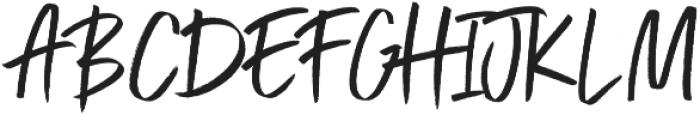 Exceptional  Alt otf (400) Font UPPERCASE