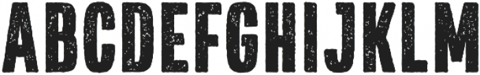 Expat Distressed otf (400) Font UPPERCASE