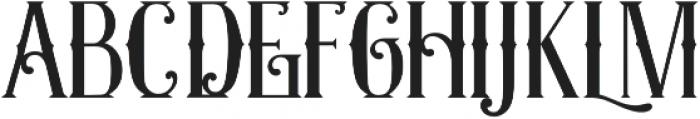 Exposition Regular otf (400) Font LOWERCASE