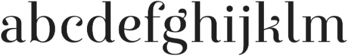 Exquise FY otf (400) Font LOWERCASE