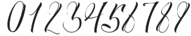 Exquisite otf (400) Font OTHER CHARS