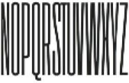 Extenda 10 Pica otf (400) Font UPPERCASE
