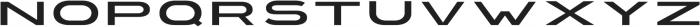 Extendo Sans Thin ttf (100) Font LOWERCASE