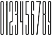 Extratall Regular otf (400) Font OTHER CHARS