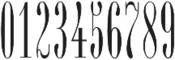 ExuberRoman ttf (400) Font OTHER CHARS