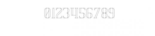 Exquisite-AltOutline.otf Font OTHER CHARS