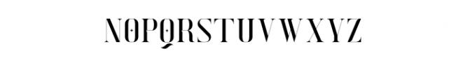 Exquisite-Alt.otf Font UPPERCASE