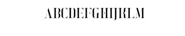 Exquisite.otf Font UPPERCASE