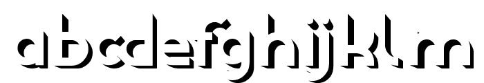 EXPOSURE Font LOWERCASE