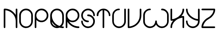 EXTRAORDINARY CRAFT Font UPPERCASE