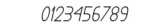 Exacta Bold Italic Font OTHER CHARS