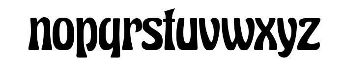 Excalibur Nouveau Medium Font LOWERCASE