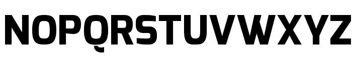 Exo ExtraBold Font UPPERCASE