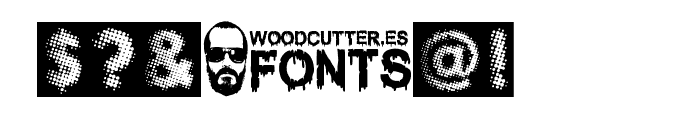 Experimento Font OTHER CHARS