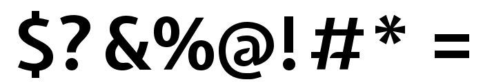 Expletus Sans Bold Font OTHER CHARS