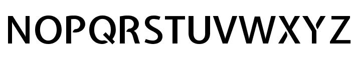Expletus Sans SemiBold Font UPPERCASE
