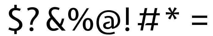 Expletus Sans Font OTHER CHARS