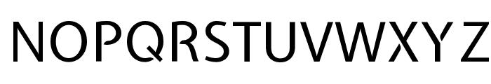 Expletus Sans Font UPPERCASE