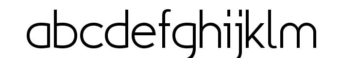 Explogos - Demo Font LOWERCASE