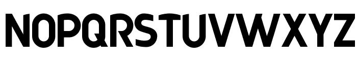 Explora Font UPPERCASE