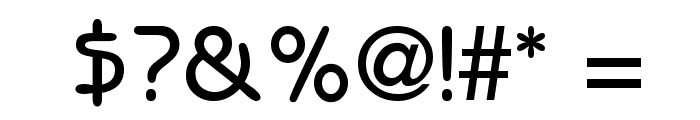 ExpressDecoGothicSSK Font OTHER CHARS