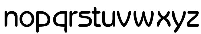 ExpressDecoGothicSSK Font LOWERCASE