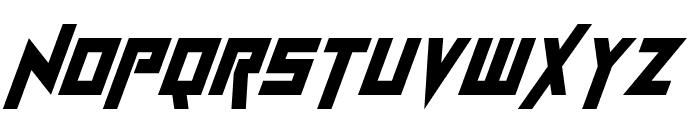 ExtinctionEvent Italic Font LOWERCASE