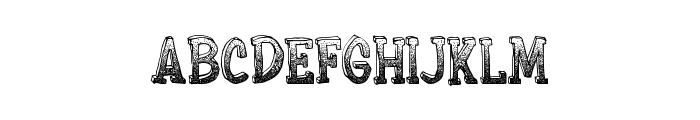 ExtraSprinkles Font UPPERCASE