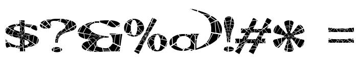 Extrano - Arano Font OTHER CHARS