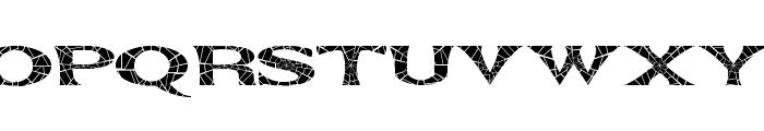 Extrano - Arano Font UPPERCASE