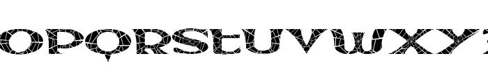 Extrano - Arano Font LOWERCASE