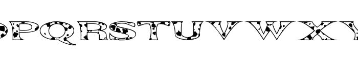 Extrano - Vaca Font UPPERCASE