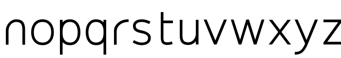 Extremame Font LOWERCASE