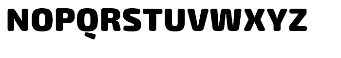 Exo Soft Black Font UPPERCASE