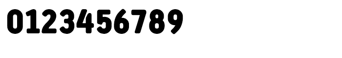 Extreme Sans Black Font OTHER CHARS