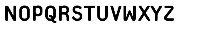 Extreme Sans Bold Font UPPERCASE
