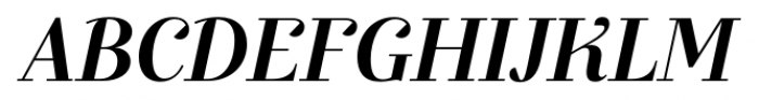 Exquise FY Bold Italic Font UPPERCASE